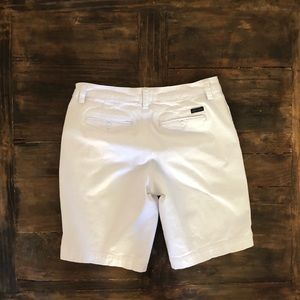 Sanctuary Shorts - Sanctuary Anthropologie Bermuda White Shorts